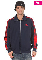 ADIDAS SPO Beckenbauer Jacket dark indigo/univer red
