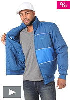 ADIDAS SPO Colourblock Padded Jacket lone blue/bluebird