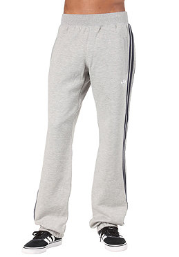 ADIDAS SPO Fleece Track Pant medium grey heather/dark indigo