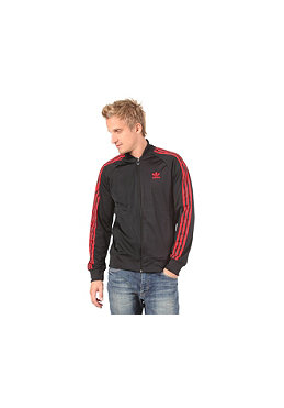 ADIDAS SPO SST Tracktop Jacket black/light scarlet