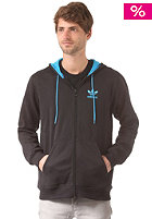 ADIDAS Sport Flock Hooded Jacket black