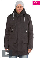 ADIDAS Sporty Parka Jacket black