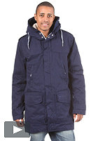 ADIDAS Sporty Parka Jacket dark indigo