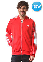 ADIDAS SST Tracktop Jacket red