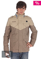 ADIDAS ST M65 Jacket dark sand/base khaki