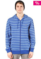 ADIDAS Stripes Hooded Sweat true blue