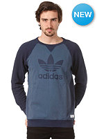 ADIDAS Sulfurdye Crew Sweat sub blue s13