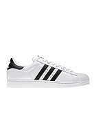Superstar II white/black/white