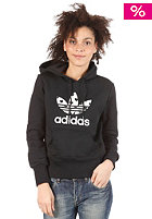ADIDAS Tre Heart Hooded Sweat black / running white