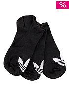 ADIDAS Trefoil 3Pack Socks black/black/black