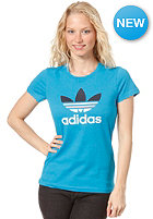 ADIDAS Trefoil  Mli S/S T-Shirt turquoise