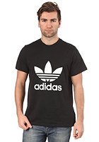 ADIDAS Trefoil S/S T-Shirt black/white
