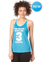 ADIDAS University Tank Top turquoise