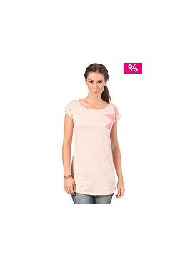 ADIDAS Womens AC S/S T-Shirt shell/lghtru