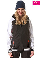 ADIDAS Womens Access Snow Softshell Jacket black