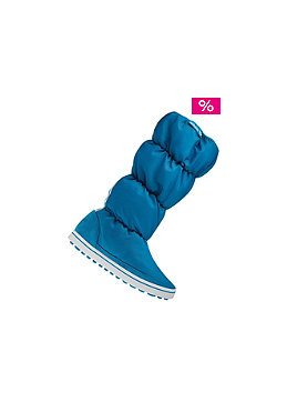 ADIDAS Womens ADI Winter Boot sharp blue /sharp blue /white