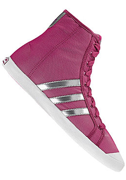 ADIDAS Womens Adria MID Sleek glory/metallic silver