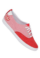 ADIDAS Womens Azurine Low vivid red s13/running white ftw/university red