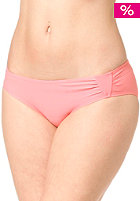 ADIDAS Womens Bandeau Brief Bottom Bikini Pant red zest