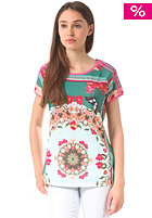 ADIDAS Womens Borboflor S/S T-Shirt multco