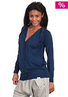 ADIDAS Womens Cardigan Jacke real blue s10