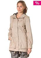 ADIDAS Womens Cas Woven Parka Jacket stcark