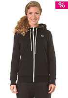ADIDAS Womens Casual Pai Hooded Sweat black/running white