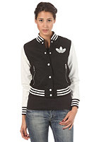ADIDAS Womens Coll Jacket black/running white