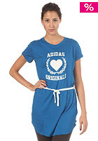 ADIDAS Womens Coll T-Dress dark royal