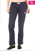 ADIDAS Womens  College Fleece Casual Track Pant dark navy
