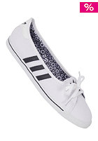 ADIDAS Womens Court Star Slim Ballerina running white/running white/legend ink s10