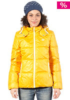 ADIDAS Womens Down Jacket craft gold