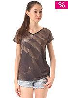 ADIDAS Womens Eagle S/S T-Shirt black