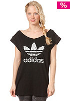ADIDAS Womens Ef Bone S/S T-Shirt black