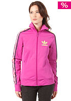 ADIDAS Womens Europa Multi Track Top Jacket vivid pink
