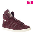 ADIDAS Womens Extaball Boot W maroon/maroon/cwhite