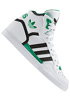 ADIDAS Womens Extaball running white ftw / black 1 / fresh green s11