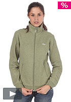 ADIDAS Womens Firebird Casual Tracktop Jacket medium grey heather