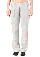 ADIDAS Womens Firebird Fle Track Pant medium grey heather/red zest s13