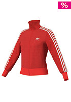 ADIDAS Womens Firebird Jacket hi-res red f13/running white