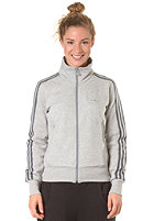 ADIDAS Womens Firebird Jacket medium grey heather