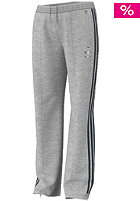 ADIDAS Womens Firebird Sweat Pant medium grey heather