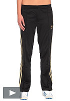 ADIDAS Womens Firebird Track Pant black/metallic gold