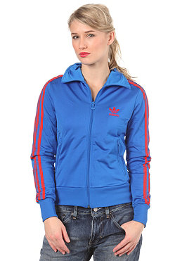 ADIDAS Womens Firebird Tracktop Jacket bluebird/poppy/white