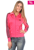 ADIDAS Womens Firebird Tracktop Jacket dark super pink/bl