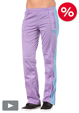 ADIDAS Womens Firebird Tracktop Pant super purple/su