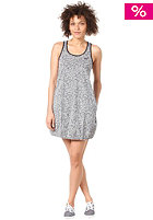 ADIDAS Womens Flow Tank Dress running white / legend ink s10