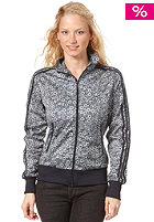 ADIDAS Womens Flower Track Top Jacket legend ink s10 / running white