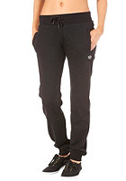 ADIDAS Womens French Terry Cuffed Track Pant black