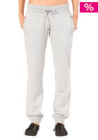 ADIDAS Womens French Terry Cuffed Track Pant medium grey heather